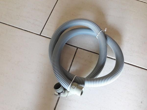 Miele G692SCI Ablaufschlauch, Ablaufschlauch, 5500330,gebraucht,Schlauch,Ersatzteil,.spülmaschine,Geschirrspüler,Ablauf,Erkelenz